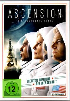 Ascension - Die Kpl. Serie (3 DVD)