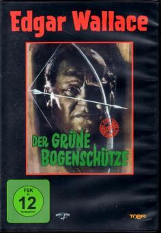 Der Grüne Bogenschütze (Edgar Wallace) (S/W) (Kult-Klassiker) (Siehe Info unten)
