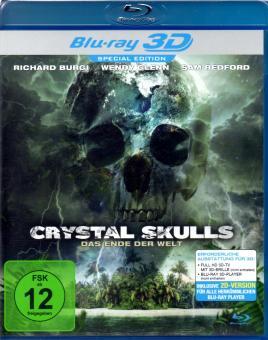 Crystal Skulls - Das Ende Der Welt (2D & 3D Version)