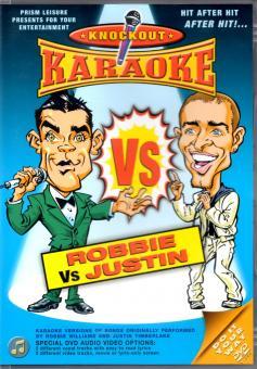Karaoke - Robbie Vs. Justin