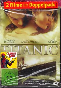 Titanic 1 (2 DVD) & Avatar (1 DVD) (Doppelpack-Edition)
