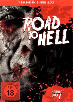 Road To Hell - Horror Box 1 (3 DVD) (The Texas Roadside Massacre & Bad Dreams & Coffin)
