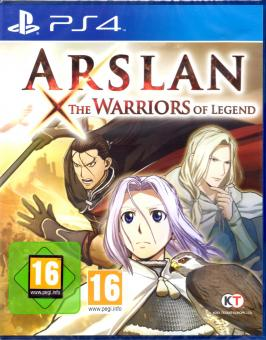 Arslan - The Warriors Of Legend