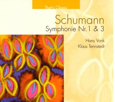 Schuhmann Symphonie Nr. 1 & 3