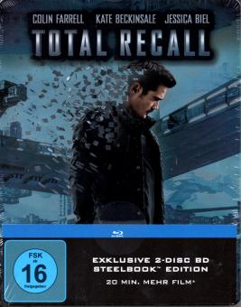Total Recall (Steelbox) (Exklusive Extended Edition)