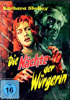 Die Nächte Der Würgerin (Limited Edition) (Rarität)