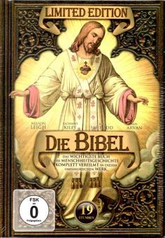 Die Bibel (Limited Edition) (6 CD & 3 DVD)
