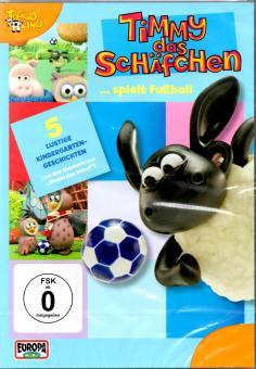Timmy Das Schäfchen - Spielt Fussball (Animation)