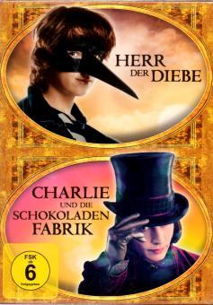 Herr Der Diebe & Charlie Und Die Schokoladenfabrik