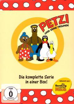 Petzi Und Seine Freunde - Die Komplette Serie In Einer Box (6 DVD)