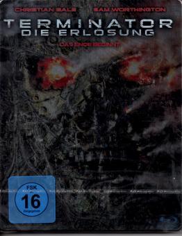 Terminator 4 - Die Erlösung (Directors Cut) (Steelbox)