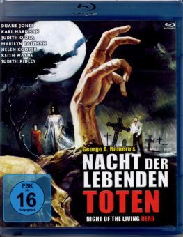 Nacht Der Lebenden Toten - Night Of The Living Dead