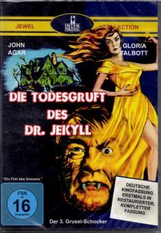 Die Todesgruft Des Dr.Jekyll (Klassiker)