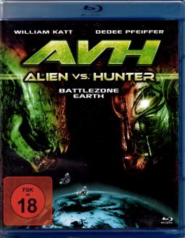 Alien Vs. Hunter - AVH