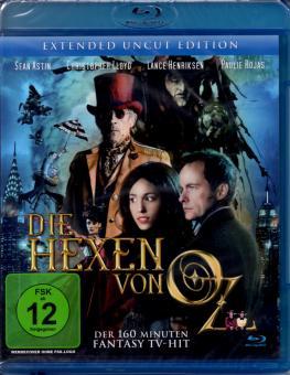 Die Hexen Von OZ (Extended Uncut Edition)