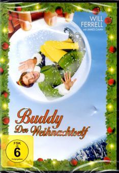 Buddy - Der Weihnachtself (Rarität) (Siehe Info unten)