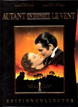 Autant En Emporte Le vent (Vom Winde Verweht) - Édition Collector (2 DVD) (Nur in Französisch & Englisch) (Siehe Info unten)