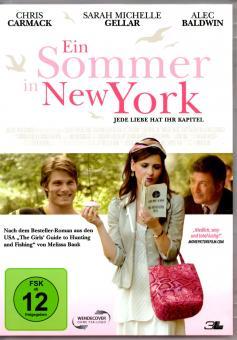 Ein Sommer In New York - Jede Liebe Hat Ihr Kapitel (Slim-Cover)