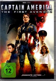 Captain America 1 - The First Avenger (Marvel)