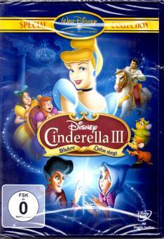 Cinderella 3 - Aschenputtel 3 (Disney) (Siehe Info unten)