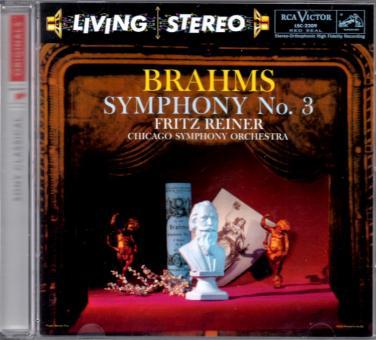 Brahms: Symphony Nr. 3 / Beethoven Symphony Nr. 1 In C Major