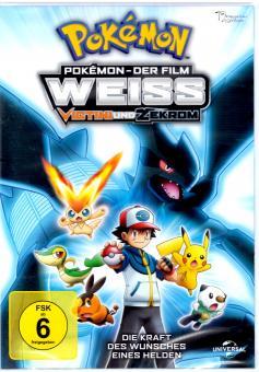 Pokemon - Der Film: Weiss / Victini & Zekrom