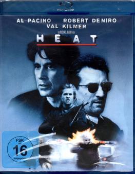Heat (Kultfilm) (Klassiker) (Siehe Info unten)