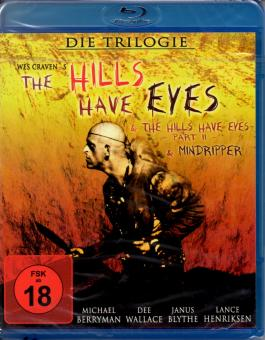 The Hills Have Eyes - Trilogie