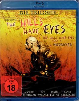 The Hills Have Eyes - Trilogie