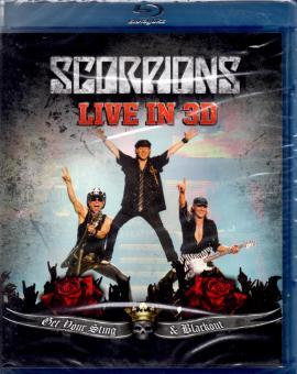 Scorpions - Live In 3D
