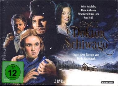 Doktor Schiwago (2008) (2 DVD) (Quer Karton-Cover)