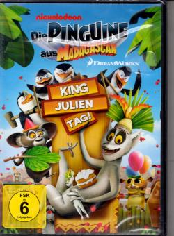 King Julien Tag ! (Die Pinguine Aus Dem Film Madagascar) (Animation)