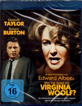 Wer Hat Angst Vor Virginia Woolf ? (Klassiker) (Kultfilm)