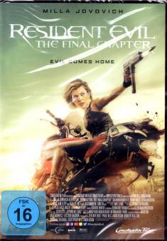 Resident Evil 6 - Final Chapter
