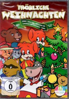 Fröhliche Weihnachten (Mit Urmel & Fix&Foxi & Der Kleine Bär & Timmy & … U.V.M. / 150 Min.)