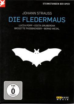 Die Fledermaus - Sternstunden Der Oper - Live Aus Der Wr. Staatsoper) (Mit Booklet) (Rarität)