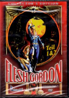 Flesh Gordon 1 & 2