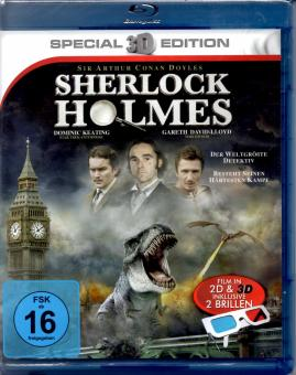 Sherlock Holmes - Special 3D-Edition (Sir Arthur Conan Doyles)