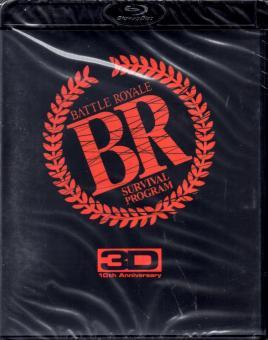 Battle Royale - 3D (Uncut) (Kultfilm) (Rarität) (Siehe Info unten)
