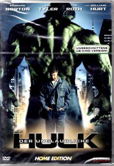 Hulk 2 - Der Unglaubliche (Uncut US-Kino Version)