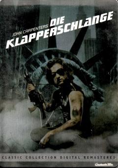 Die Klapperschlange 1 (Steelbox)  (Kultfilm)