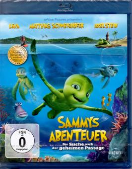 Sammys Abenteuer 1 (Animation)