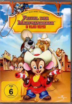 Feivel Der Mauswanderer 2-Im Wilden Westen