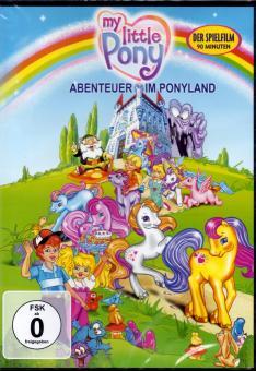 My Little Pony - Mein Kleines Pony (Abenteuer Im Ponyland)