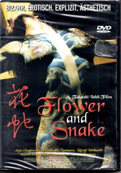 Flower And Snake