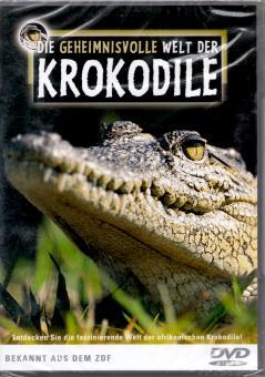Die Geheimnisvolle Welt Der Krokodile