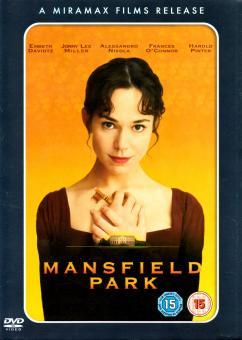 Mansfield Park (Siehe Info unten) (KEIN DEUTSCHER TON !!)