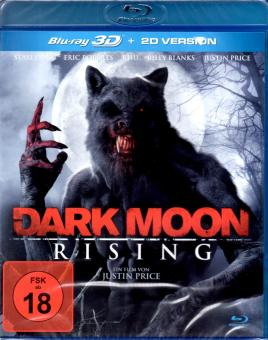 Dark Moon Rising (In 2D & 3D abspielbar)