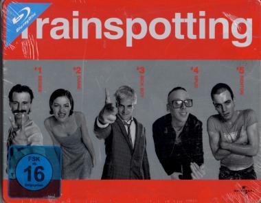 Trainspotting 1 (Kultfilm) (Steelbox)