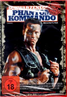 Phantom Kommando (Action Cult Uncut) (Directors Cut)